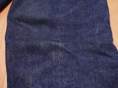 Levi's(リーバイス)501XXビンテージ/ヒザ