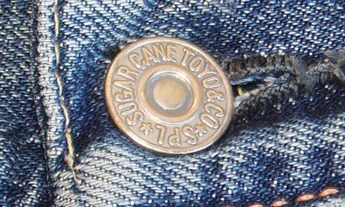 SUGAR CANE(シュガーケーン)1947の色落ち・頻繁に洗濯