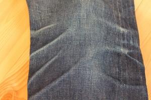今年の夏は、このジーンズを穿きます。