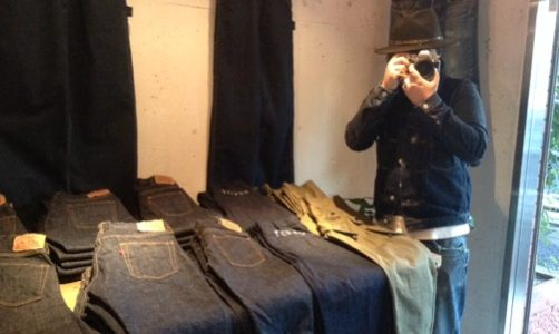 TCB Jeans POPUP STOREに行ってきた
