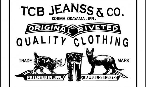 TCB jeansのPOPUP STORE開催