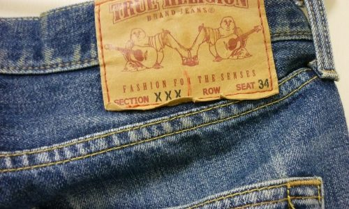 TRUE RELIGION Cisco Kid