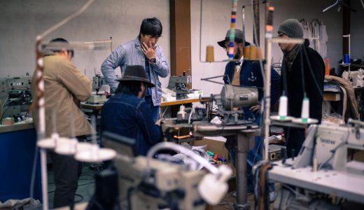 TCBさんの工場見学の様子