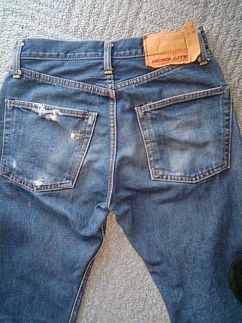 漂白剤とジーンズには距離が必要