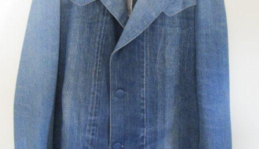 自作のリーバイスヴィンテージジャケット