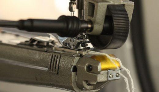 巻き縫いミシン